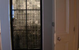 deur in metaal