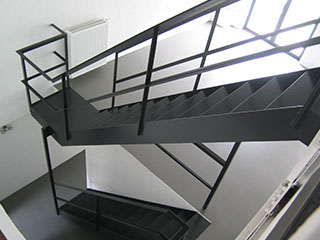 metaalconstructie industrie